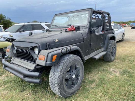 *1997 Jeep Wrangler