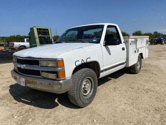 *Chevrolet Work Truck