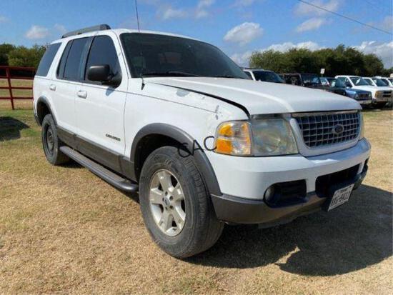 *2005 Ford Explorer Ancira XLT