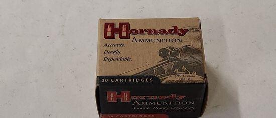 20rds Hornady Custom 44 Mag 240gr XTP