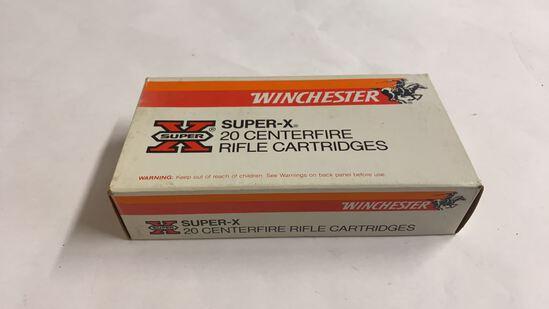 20rds Winchester 30-40 KRAG 180gr Power-Point SP