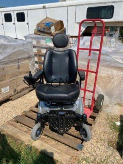 Allure Power Chair
