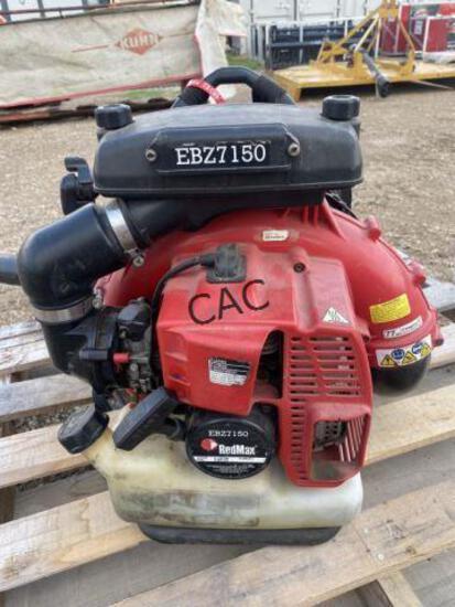 Red Max Back Pack EBZ7150 Leaf Blower