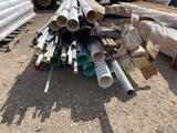 Asst PVC, Conduit, Gutters, Pex