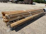 Pallet of Approx 480pc 16' Boards