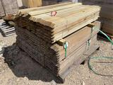 Palet of Approx 350pc 4' Stakes
