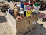 Crate of Asst Bonding Agents/Sealers