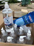 Pallet of Hand Sanitize Approx. 432- 32oz bottles