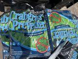 Pallet of Crabgrass Preventer