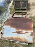 1950's Chevy Apache Passenger side Door