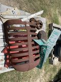 Pallet w/ Grill for Massey Harris &
