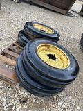 4pc Wheels & tires