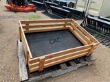 UTV/ Golf cart Bed w/hardware