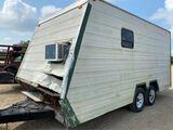 *Enclosed Cargo Type Bumper pull Trailer