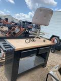 Craftsman Work Bench w/2 Drawers & Work Stool