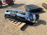 Front & Rear Bumper for 2018 Dodge Ram 2500