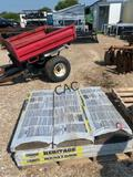 Pallet of Tamko Heritage Roofing Shingles