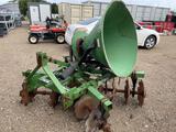 2 Broken Pieces- Plow & Broadcaster