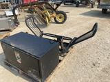2006 Chevy 2500 Grill Guard & Tool Box