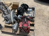 Lincoln Idealone SP-100 w/3 Welding Helmets & More
