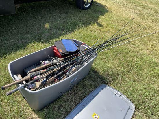 Asst Fishing Gear