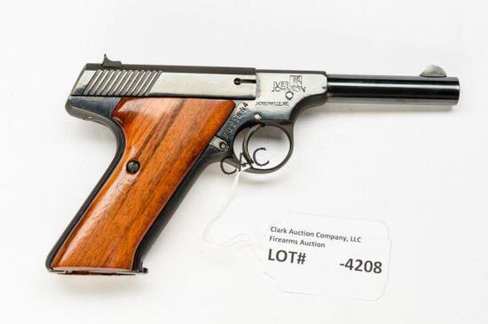 Iver Johnson Trailsman 22LR Pistol SN#FG13664