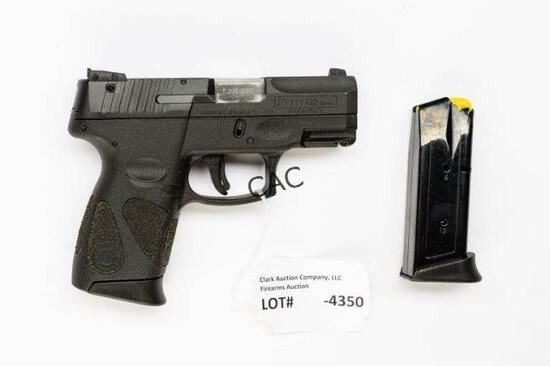 Taurus Millenium PT111 G2 9mm Pistol SN#TJU51902