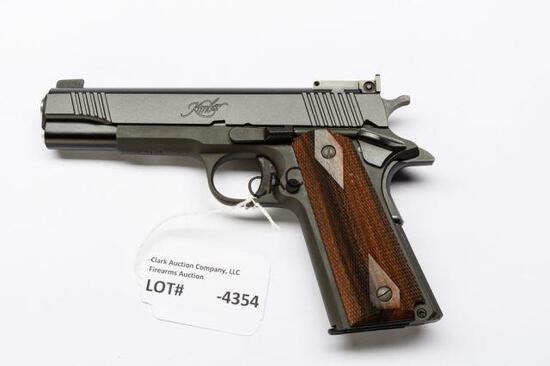 Kimber M1911A1-FS .22LR Pistol SN#RIA1751989