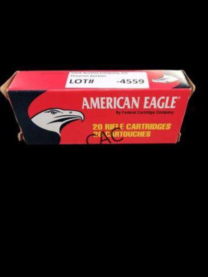 20rds American Eagle .223 Rem 50gr