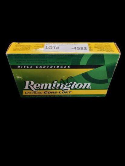 20rds Remington .300 Wby Mag 180gr Core Lokt