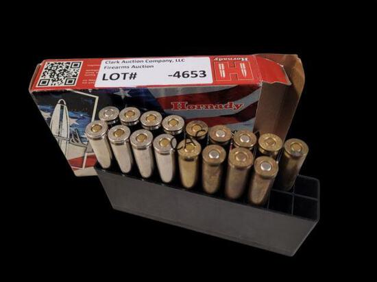 17rds Assorted 25-06 Ammo