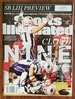 AFC Championship Game Sports Illustrated Cover Signed by Rex Burkhead