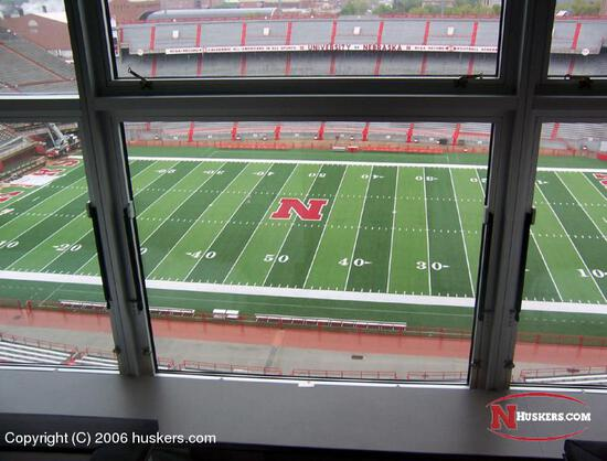 Ultimate Husker Game Day Package: Skybox Tickets for Cincinnati Game