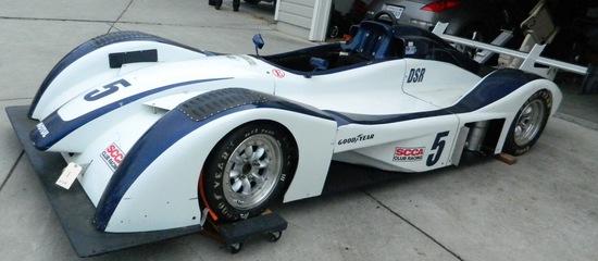 DSR Race Car