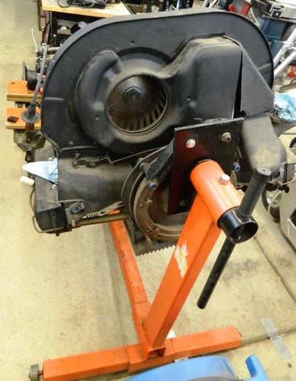 VW Engine w/ Stand