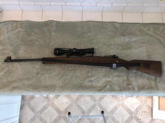 Rifle - German Mauser