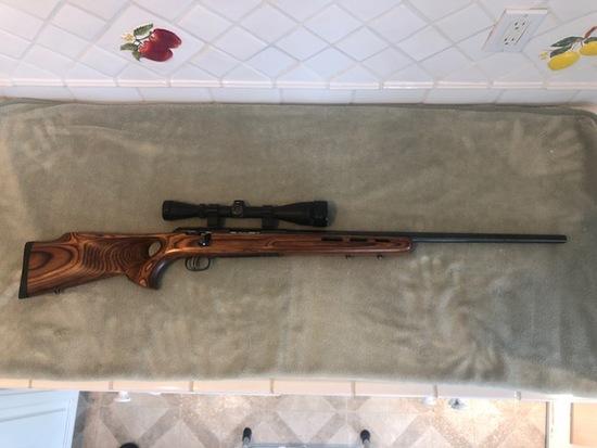 Rifle - Savage 204