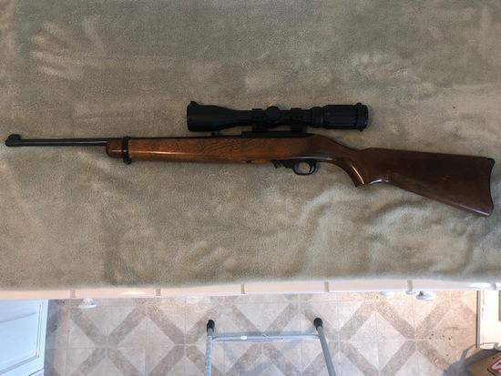 Rifle - Ruger .22LR