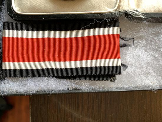 Iron Cross 2nd Class Ribbon