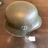 SS Helmet Russian Volunteer