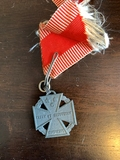 Austrian Medal: The 1916 Karl Troop Cross