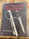 Book - Edged Weapons of Hitler's Germany