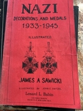 Book - Nazi Decorations and Medals 1933-1945