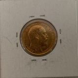 1903  British Gold Sovereign King Edward VII