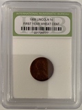 1909  First Year Lincoln Wheat cent