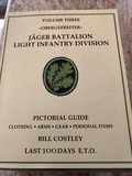 Book - Jaeger Battallion Light Infantry