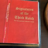 Book - Signatures of the Third Reich