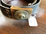 WWI Belt and Buckle