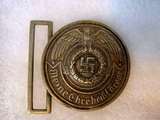 SS Officer Belt Buckle 1935 Party Congress issue