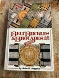 Book - Belt Buckles and Brocades of the Third Reich